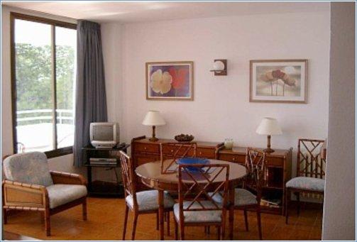 Dining area apartment 31