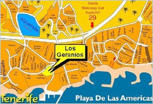 Playa de las Americas Apartment Rentals