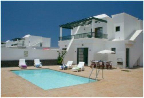 Playa Blanca Rental Villa