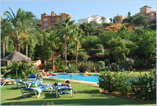 Rental Apartments in Marbella
