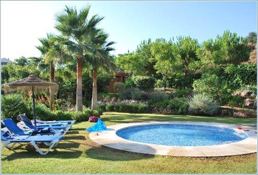 Children's pool at Altos de La Quinta