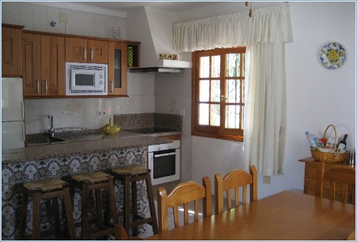 Accommodation in Torre del Mar