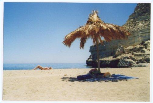 Aguamarga Beach