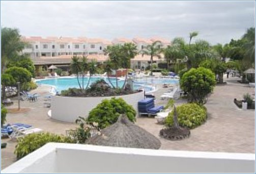 Golf del Sur Rental Villa