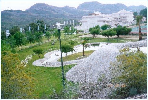 Los Collados communal Park