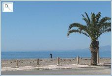 Aguilas beach 2