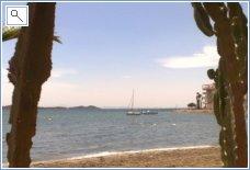 Mar Menor near La Manga