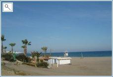 Mojacar Playa 7 km of sandy beach
