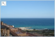 Costa Almeria's beautiful coastline