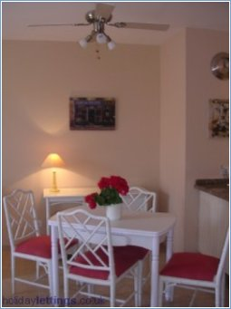 Dining Area - Extending Table