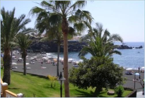 Sea & Gomera Island