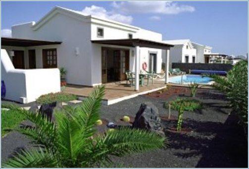 Rental Villa Playa Blanca