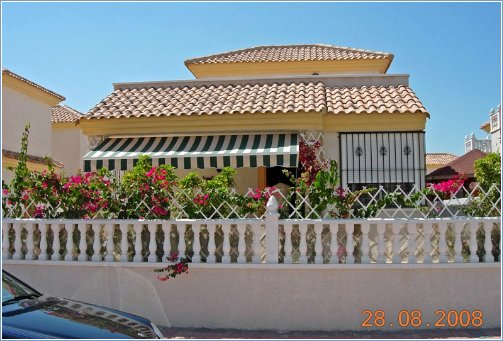 Private Villas For Rent In Algorfa Spain