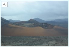 visit the national park (volcanos)