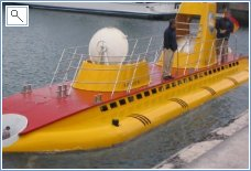 Take a trip on a submarine !!