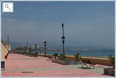 Local Beach and Promenade