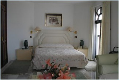 Master Bedroom with Air/Con