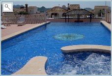 Rent Villa in Mazarron