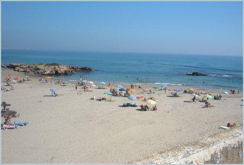 Cala Capatain Beach