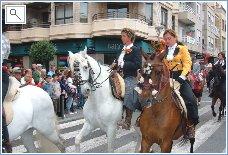 A local spanish fiesta