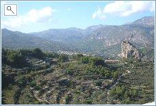 Mounyain view