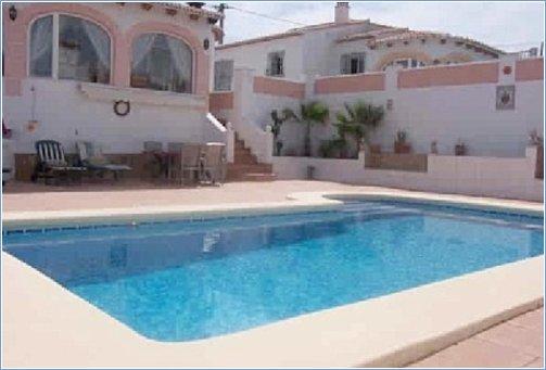 Oliva Rental Villa
