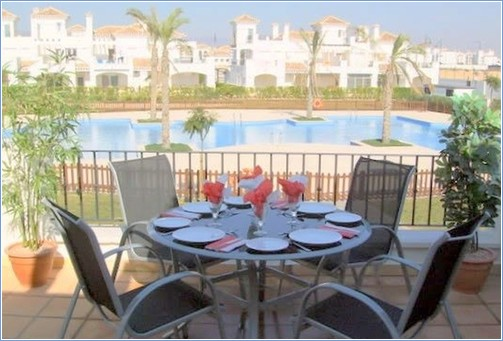La Torre Golf Accommodation
