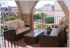Rent Apartment Vera Playa
