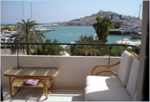 Rent Apartment in Ibiza Town