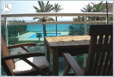 Playa den Bossa Apartment Rentals