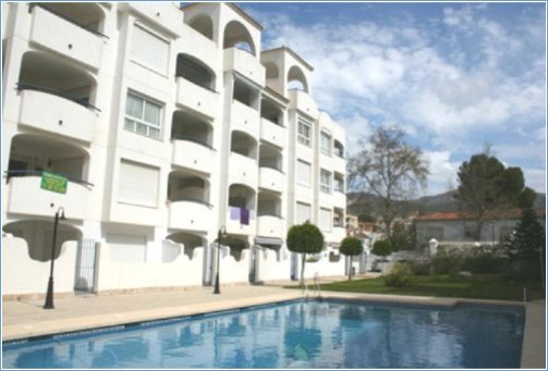 Benalmadena Rental Apartment