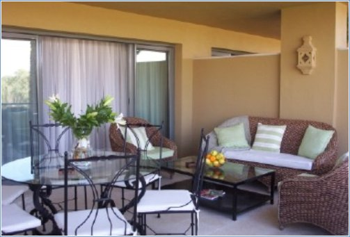 Sotogrande Rental Apartment