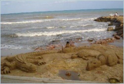 El Cura beach