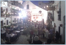 flamenco night Canillas de Albaida