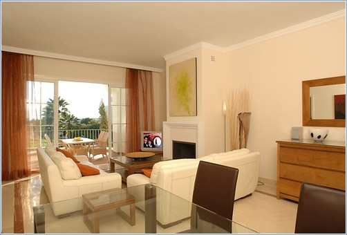 Marbella Golf Apartment Rental