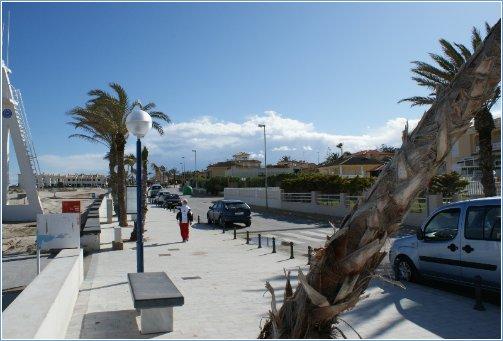 La Zenia Beach Promenade