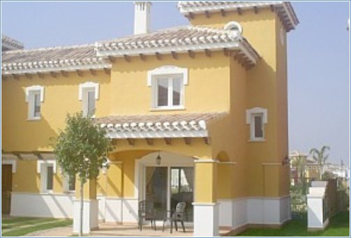Mar Menor Golf Villa Rental