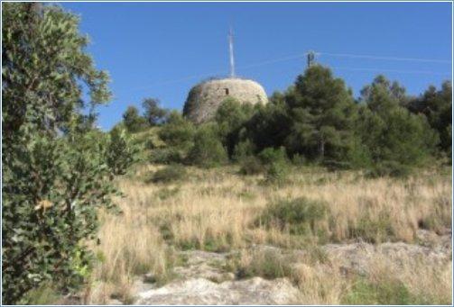CASTLE RUINS OF OLIVA