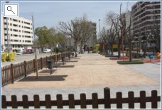 THE PASEO ! Oliva town centre
