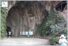 The caves at Benidoleig