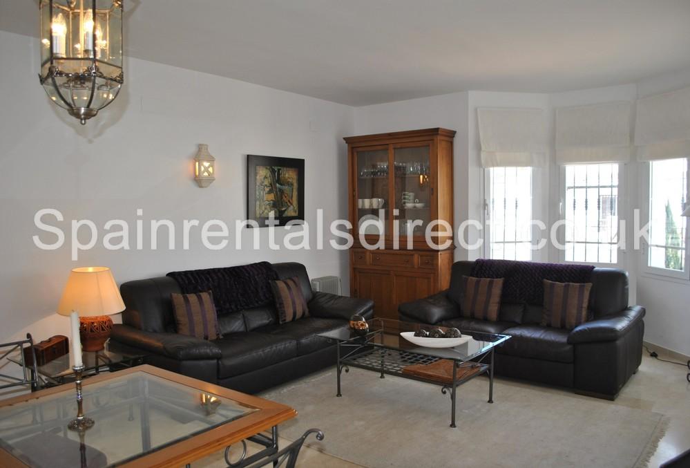 Marbella rental apartment los naranjos de marbella - Sofas en marbella ...