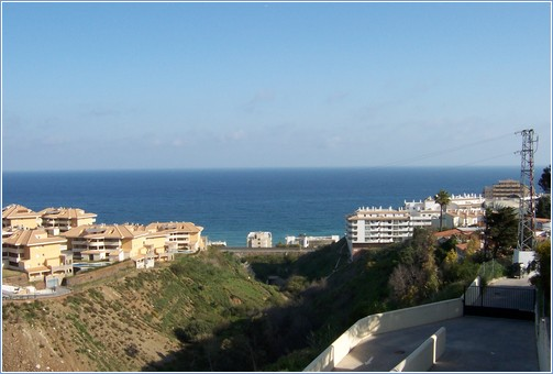 Sea View from Development