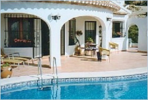 Denia Rental Villas