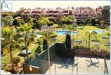 Jardines de Dona Maria Complex with Tennis