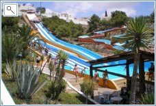 Local Water Park - 10 minutes drive from the apart
