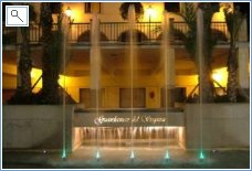 Centre of Guardamar-fountains are a special feature of Guard