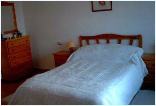 Spacious Master Bedroom with Mar Menor View - Verdemar 2