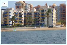 Verdemar 2 and Verdemar 3 beach front properties