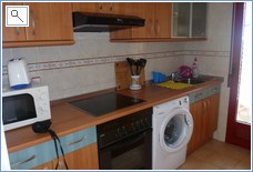 Fully equipped Kitchen - Verdemar 3