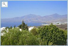 View to Puerto Callero